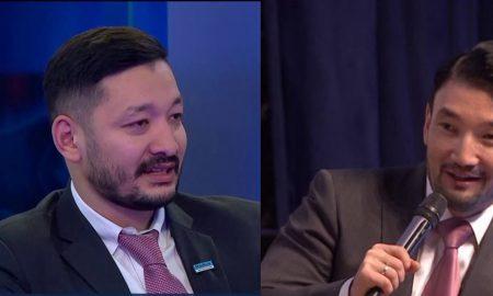 Тимур Абилкасымов и Рахим Ошакбаев