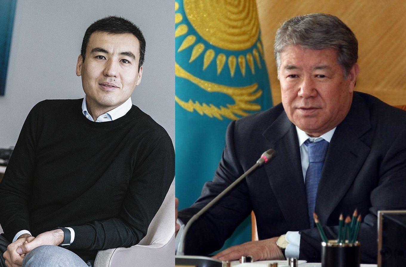 АТФбанк и Самрук-Казына Галимжана Есенов